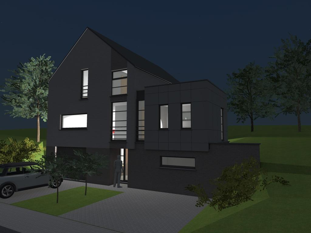 3d vincent joris - Architecture 3d vue 3d ...
